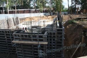 Контроль за строительством